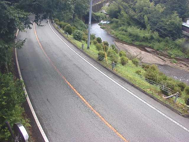 黒川温泉:国道442号[南小国町 道路ライブカメラ]